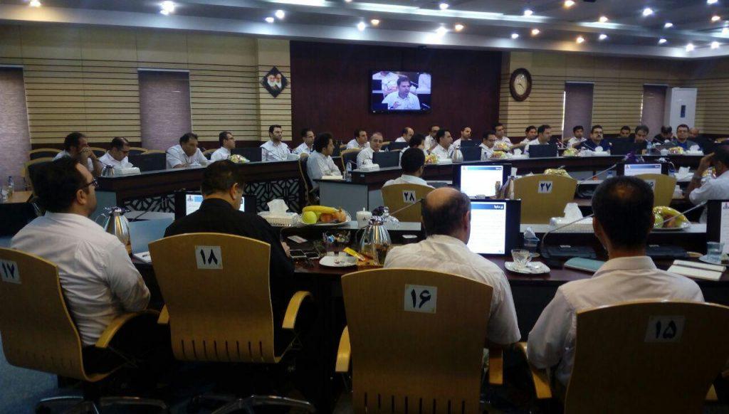 همایش بهینه کاوی در شرکت ملی گاز
