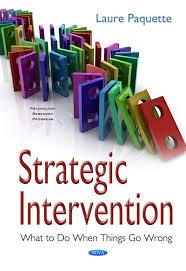 مراوده استراتژیک(Strategic Intervention) - بخش اول