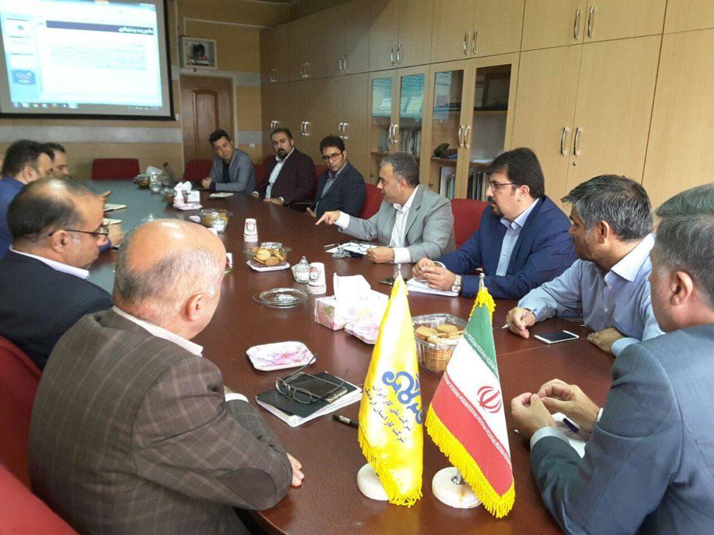 انعقاد قرارداد مدیریت استراتژیک با شرکت گاز استان اردبیل