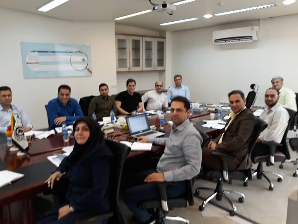 برگزاری جلسات آموزش تخصصی تعالی سازمانی-مشاوران سرآمد BCG