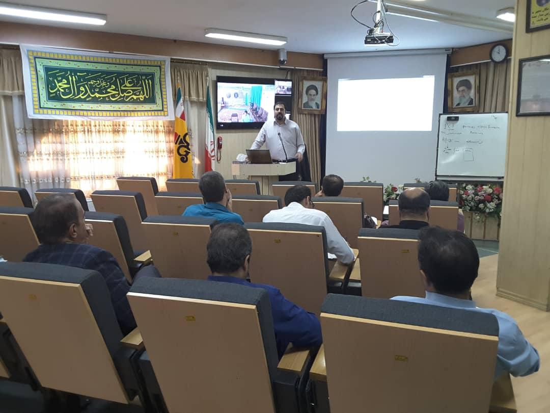 دوره آموزشی مدیریت و بهبود فرایندها در گاز استان سمنان-BCG
