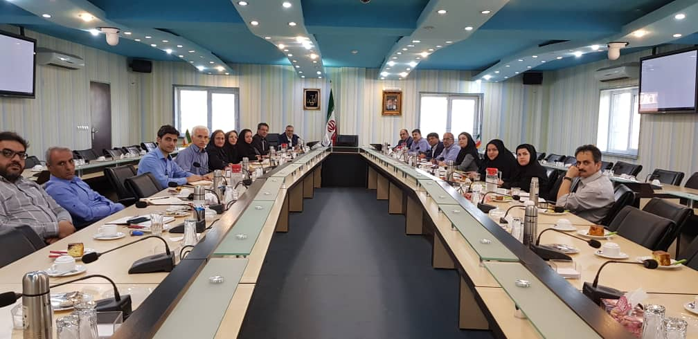 برگزاری شانزدهمین جلسه کارگروه تعالی،تضمین کیفیت،استراتژی (تات) شرکت های پتروشیمی